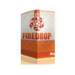 Fire Drop - Excitante Unissex - Gotas de Fogo - Lafasex 10ml