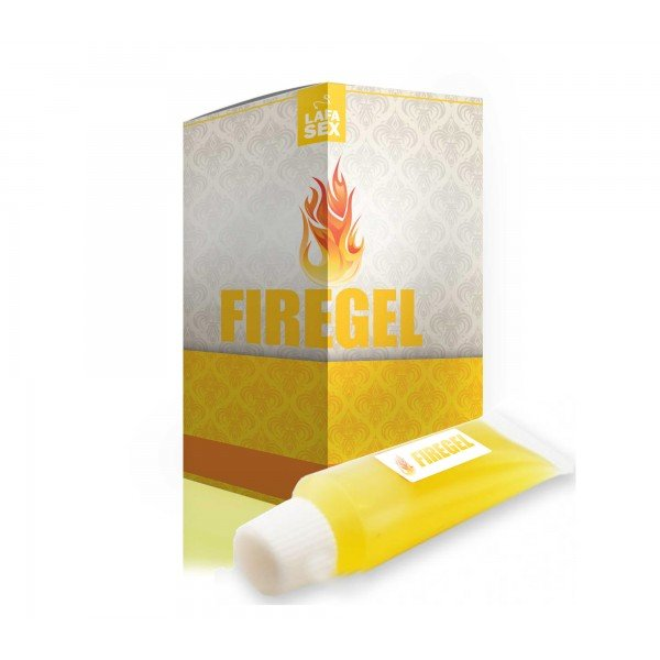 Fire gel 10g - Sexshop Atacado