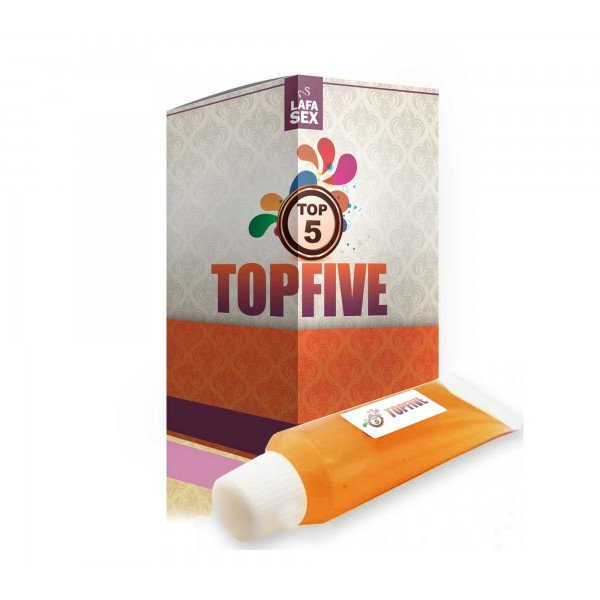 Top Five 10g - Sexshop Atacado