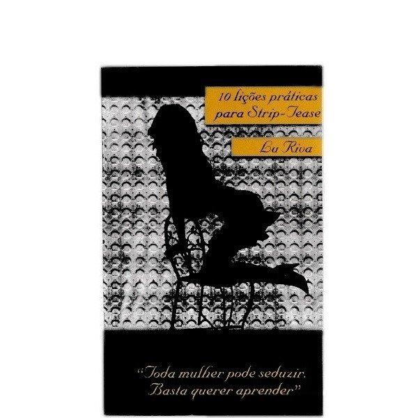 Livro Strip Tease - Sexshop Atacado