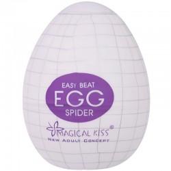 Egg Masturbador Masculino Ovo Spider - EGG04