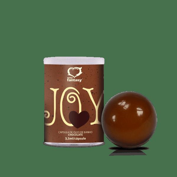Bolinha Enjoy Chocolate 1unid - Sexshop Atacado
