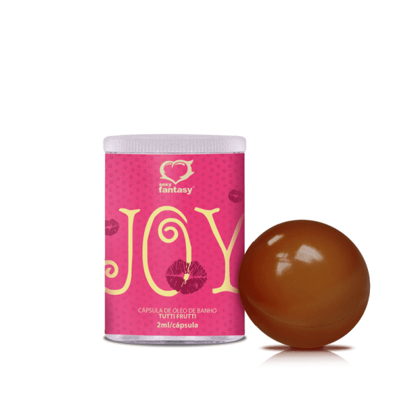 Bolinha Enjoy Tutti Frutti 1unid - Sexshop Atacado
