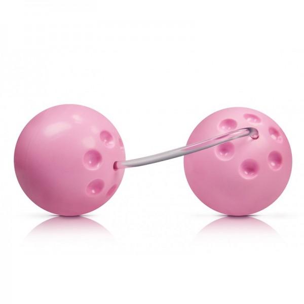 Conjunto 2 Bolas de Pompoar - Sexshop Atacado