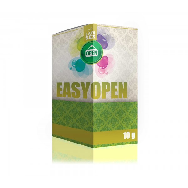 Easy Open Anestesico 10g - Sexshop Atacado