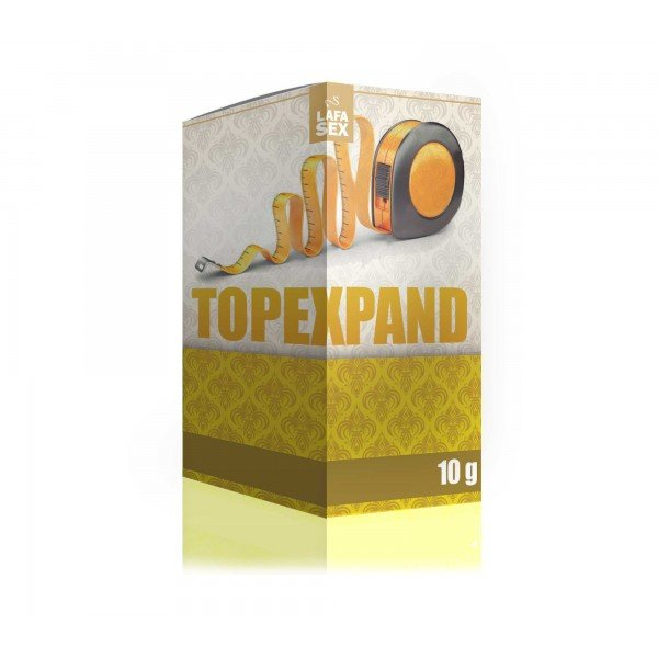 Top Expand 10g - Sexshop Atacado