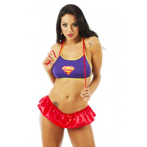 Mini Super Girl - Sexshop Atacado