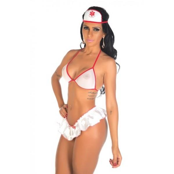 Pimentinha Enfermeira - Sexshop Atacado