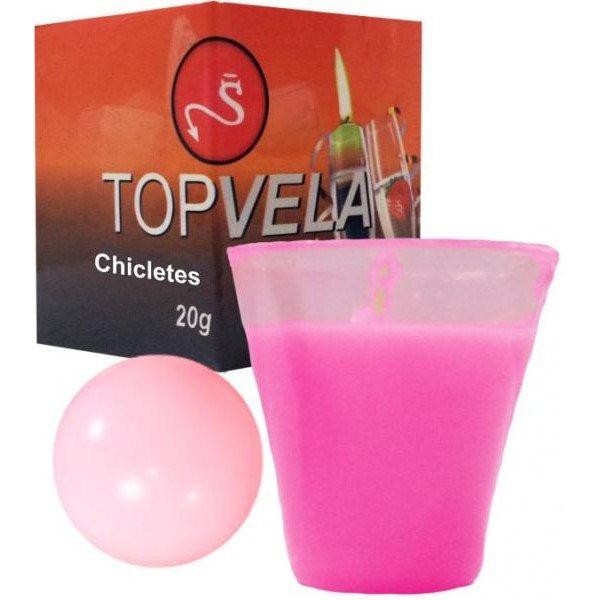 Top vela Chicletes - Sexshop Atacado